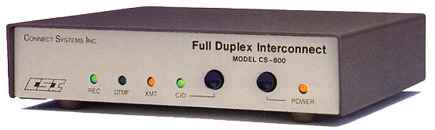 CS-800 - Duplex Phone Patch and Repeater Controller