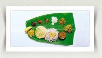 Traditional Kerala Food