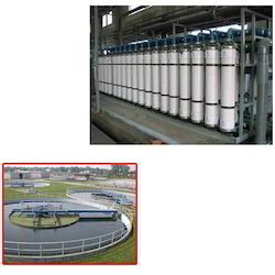 Micron Ultrafiltration System For Water Treatment Plant