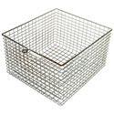 Wire Mesh Cutlery Basket