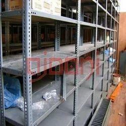 Slotted Angle Storage Rack