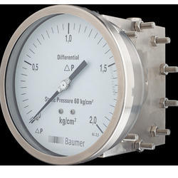 Differential Pressure Gauge Single Diaphragm Type