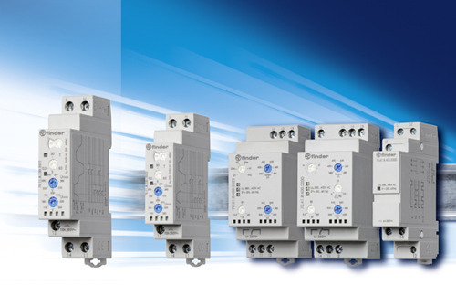 Finder Relays and Timers - Industrial Relays Plug in Relays
