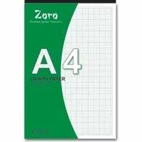 a4 graph paper pad
