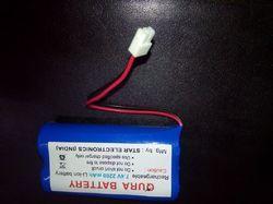 7.4V 2200mAh Lithium Battery
