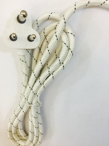 Cotton Braided Wire, Metal And Alloy Wires | Harsha Industries in ...