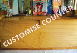 Customize Soft Drink Counter