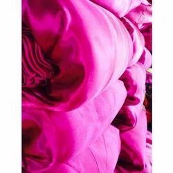 Stylish Plain Satin Fabric