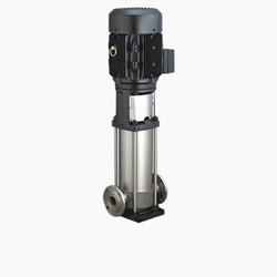 In Line Vertical Multistage Pump