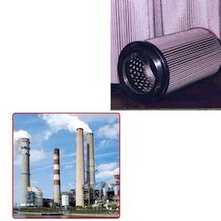 Lube Oil Filters for Power Plants