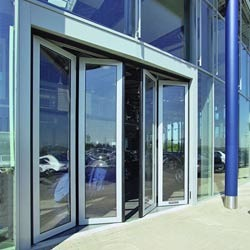 Semi Unitised Glazing Service In India