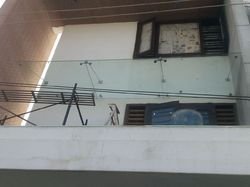Glass Canopy Fitting Service