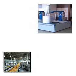Box Wrapping Machine For Food Industries