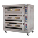 Gas Deck Oven