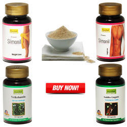 Herbal Formulation Weight Loss Medicines