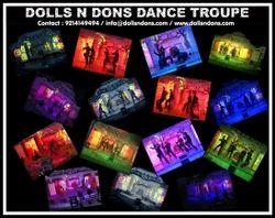 Dance Troupe N Dj Service