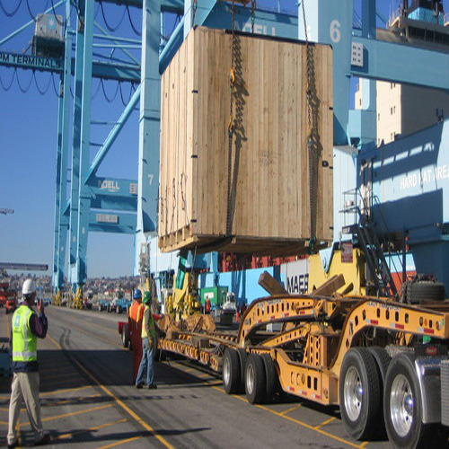 Break-Bulk Cargo Handling Service in Kolkata
