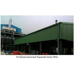 Pre Painted Galvanized Steel Sheet
