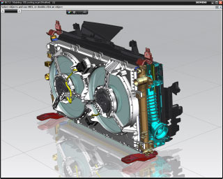 CAD Software Solution - NX CAD Software IT / Technology