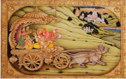Tanjore Miniature Painting