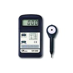 UV Light Meter Lutron Instruments Model Uv340a