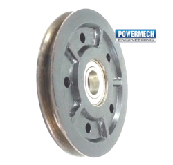 POWERMECH Wire Rope Sheave Pulley