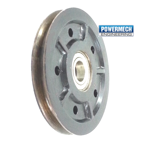 Wire Rope Sheave Pulley, Capacity: 0.5 And 4 Ton | ID: 8638085797