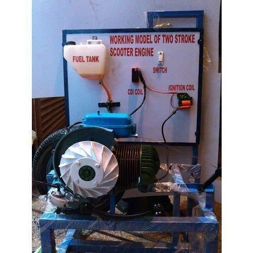Two Stroke Engine Working Model in Thane West, Navi Mumbai