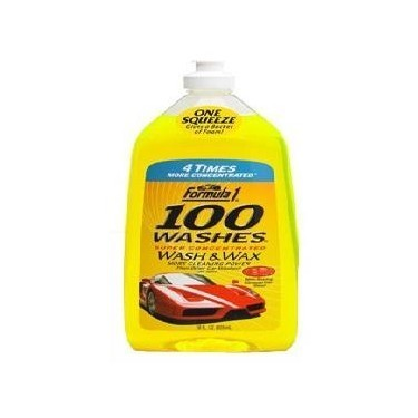 Formula 1 100 Washes | Girnar Software Private Limited