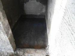 Adhesive Membrane Waterproofing