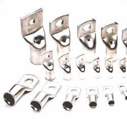 L Type Aluminium Copper Lugs