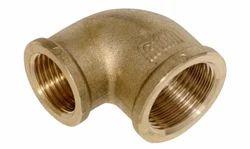 Reducing Brass Elbow