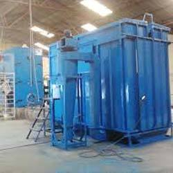 Powder Coating Cyclone Booths