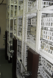 Tissue Culture Mobile Rack