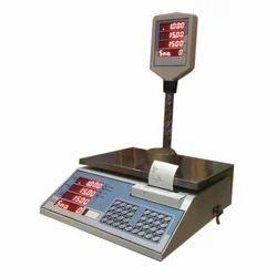 Printer Price Computing Scale