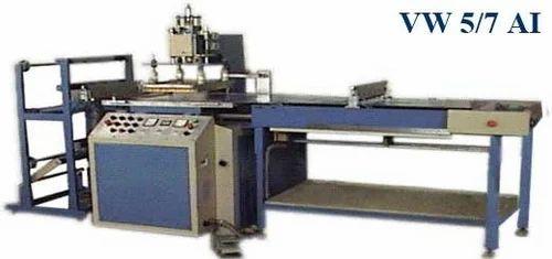 Auto Indexing 5/7KW PVC Welding Machine