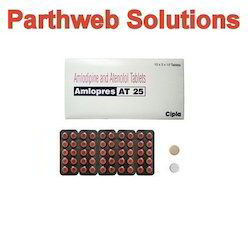 Amlopres AT (Amlodipine Besilate, Atenolol)