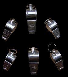 Metal Whistles