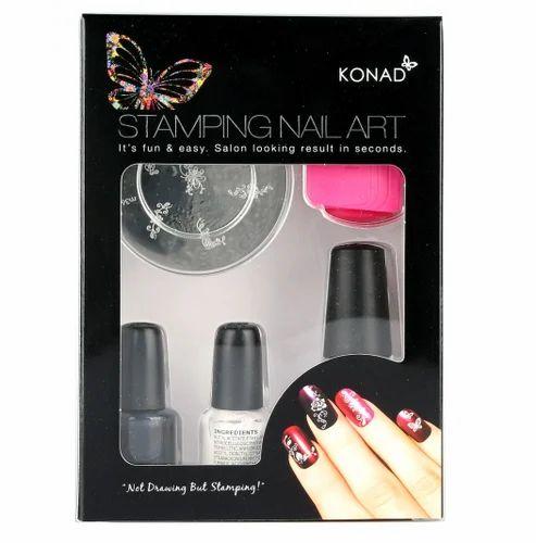 Koand Stamping Nail Art Kit At Rs 240 Pieces Id 3867834988