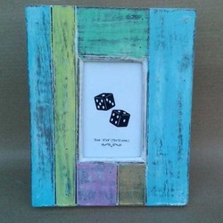 Wooden Single Photo Frames