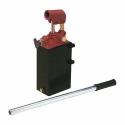 ALFA Nil Manual Pump, For Industrial