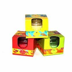 Swirl Jar Candle