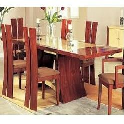 Designer Dining Table Royal Wood Industries Manufacturer In Tn
