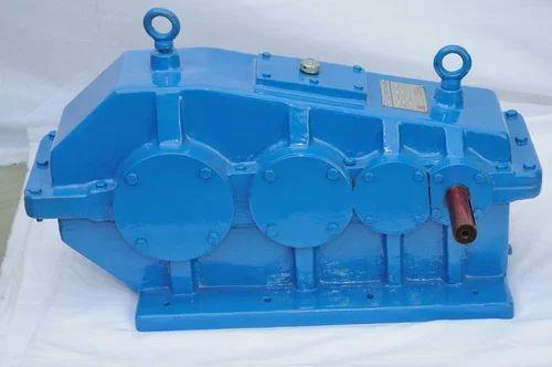 Helical Gearbox - Helical Crane Gearbox (300/3) Exporter