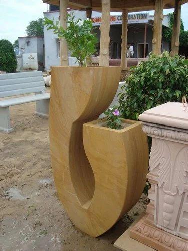 Designer Garden Planter