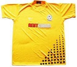 Football Jersey Round Neck T Shirt