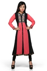 Stylish Indian Traditional Ladies Long Kurti