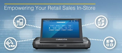 Cellebrite Touch - View Specifications & Details of