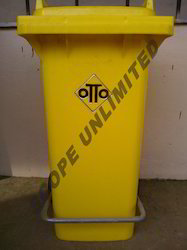 Wheeled Dustbins for Hospitals