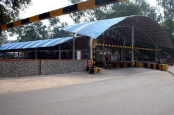 Parking Area Shed